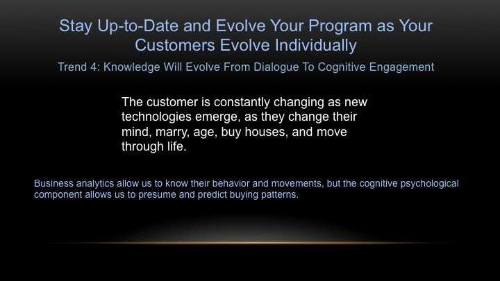 Keep your loyalty program current